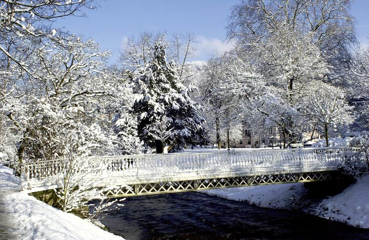 Brenners Park-Hotel & Spa Garten