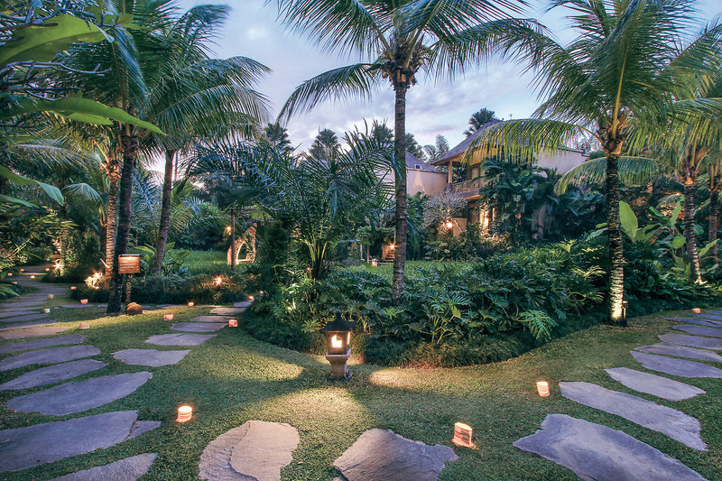 The Sankara Resort & Spa Garten
