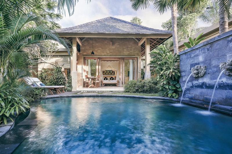 The Sankara Resort & Spa Pool