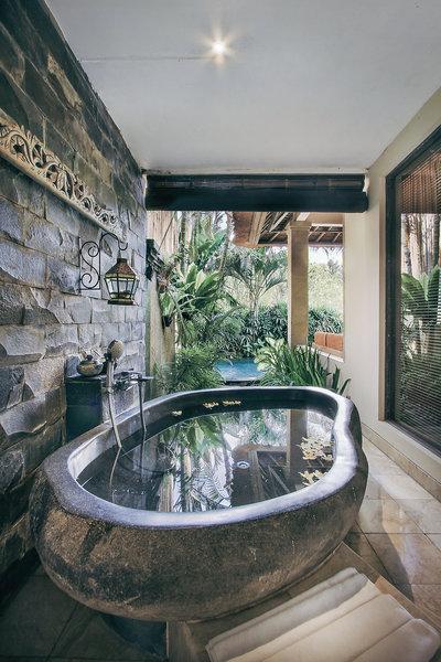 The Sankara Resort & Spa Badezimmer