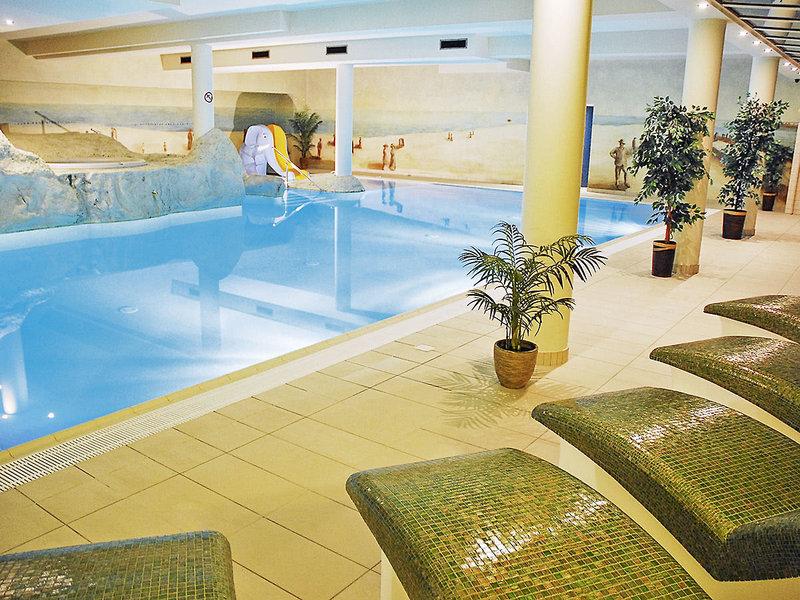 Lubicz Wellness & Spa Hallenbad