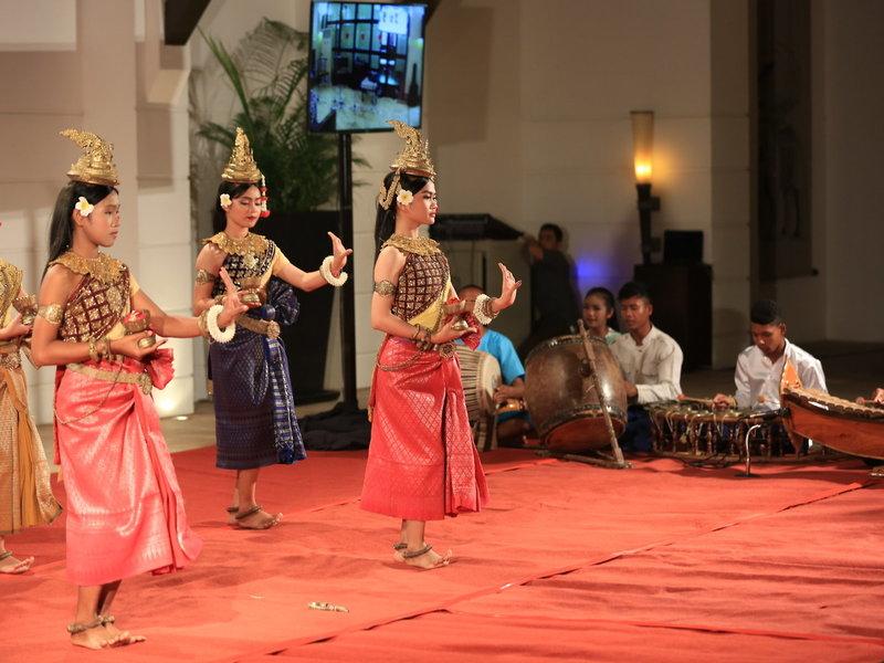 Park Hyatt Siem Reap Sport und Freizeit