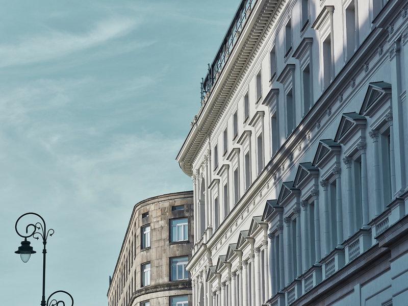 Raffles Europejski Warsaw Außenaufnahme