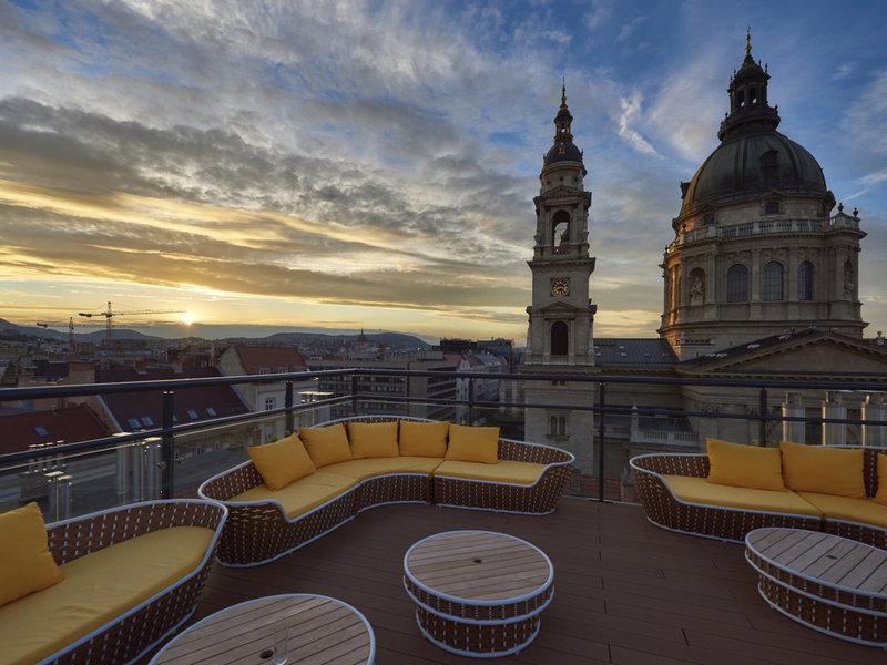 Aria Hotel Budapest Restaurant
