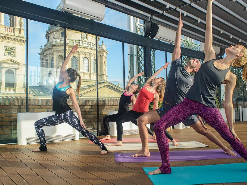Aria Hotel Budapest Sport und Freizeit