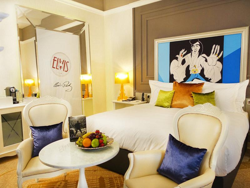 Aria Hotel Budapest Wohnbeispiel