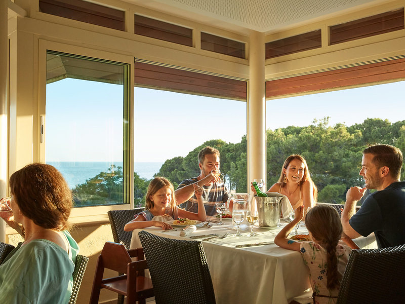 ROBINSON CLUB PAMFILYA Restaurant
