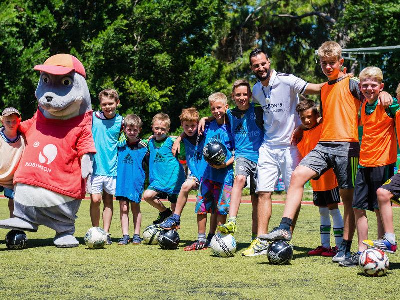 ROBINSON CLUB PAMFILYA Sport und Freizeit