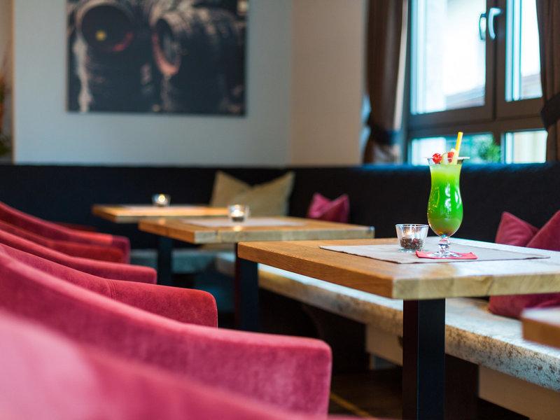 Zur Post & Posthof Ruhpolding Restaurant