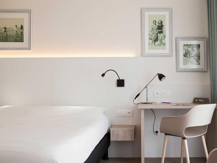 ibis Styles Hotel Nieuwpoort Badezimmer