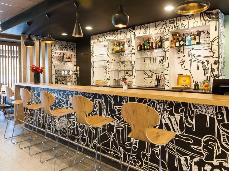 ibis De Haan Bar