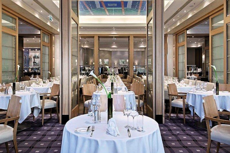 Hilton Vienna Restaurant
