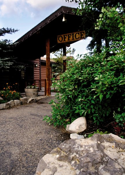 Buck´s T-4 Lodge Garten