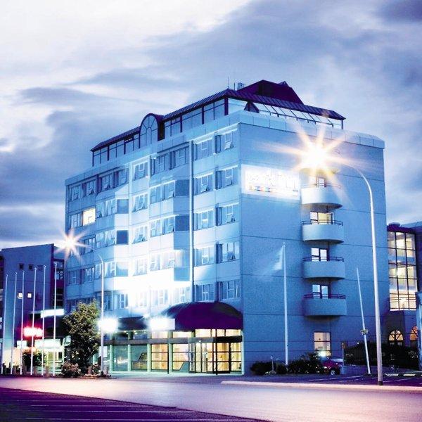 Hotel Island Reykjavik Außenaufnahme