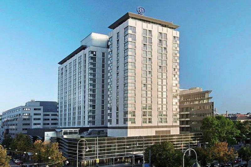 Hilton Vienna Außenaufnahme
