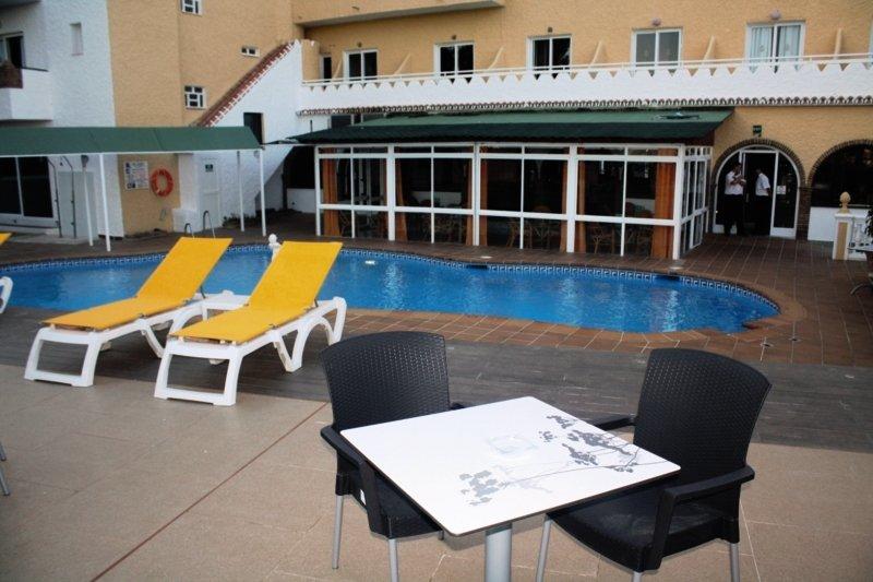 Nerja Club & Spa Pool