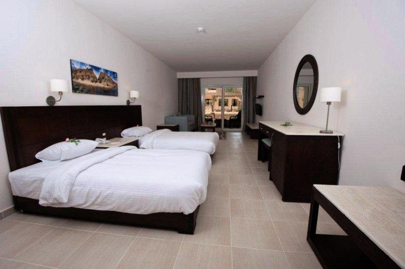Nubia Aqua Beach Resort Wohnbeispiel