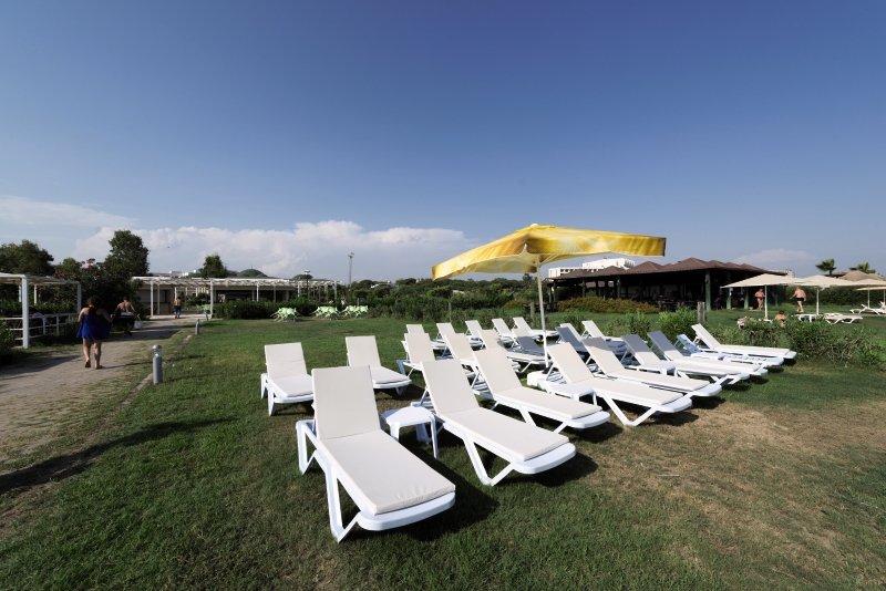 Sarp Hotels Belek Garten