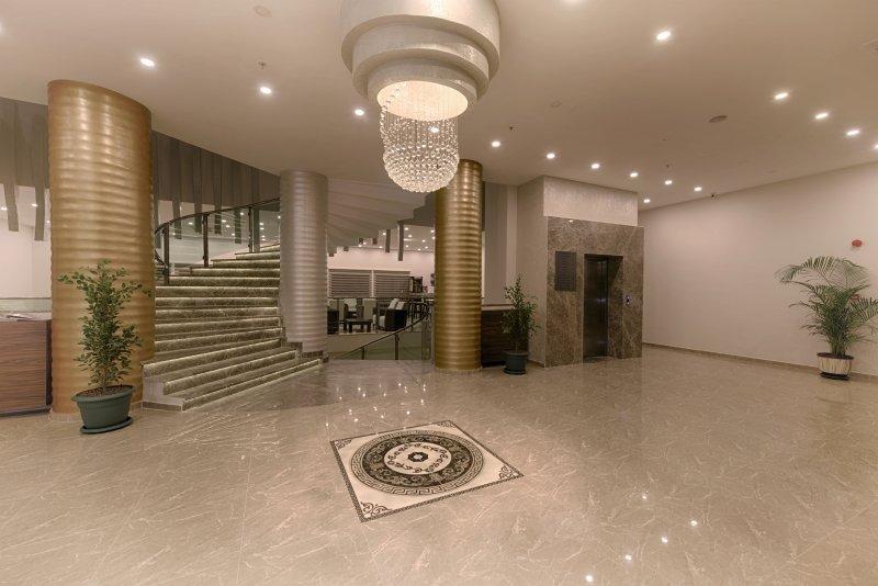 Sarp Hotels Belek Lounge/Empfang