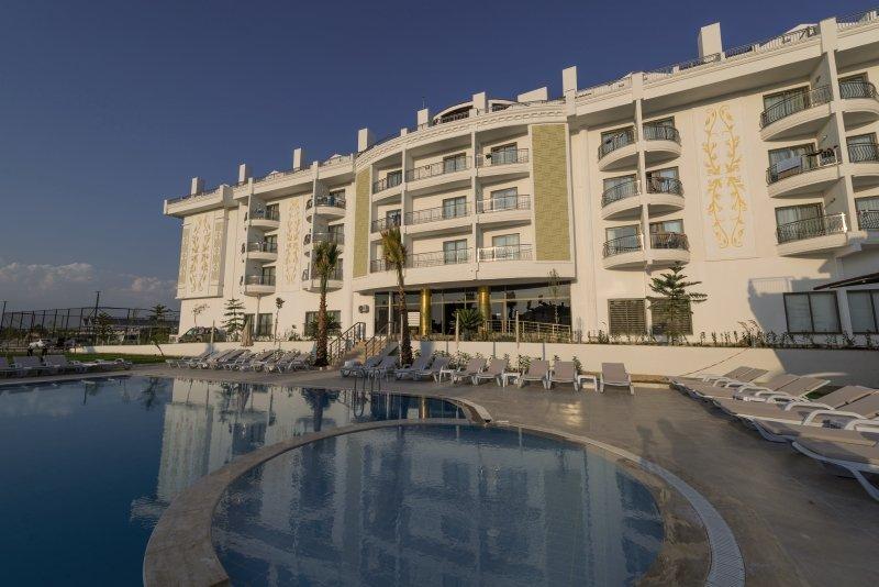 Sarp Hotels Belek Außenaufnahme