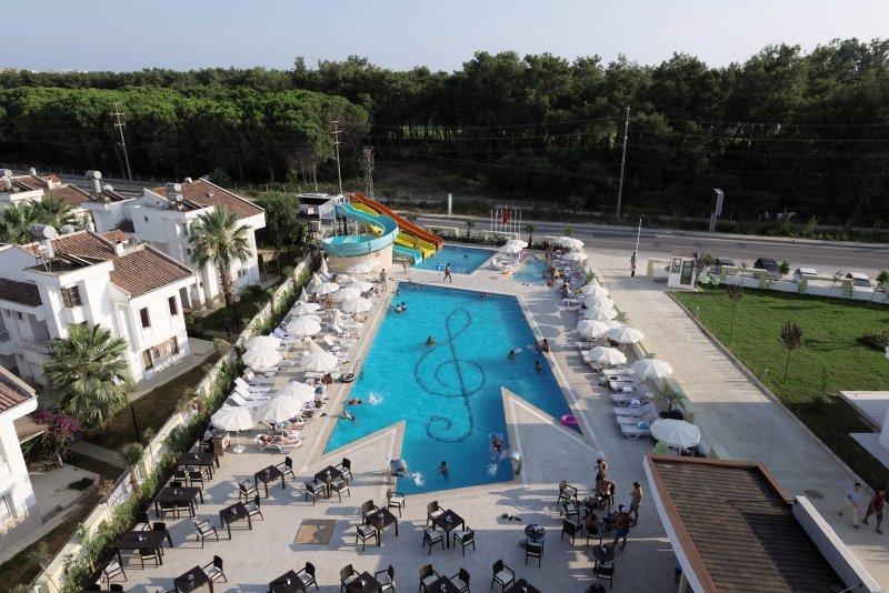 Sarp Hotels Belek Pool