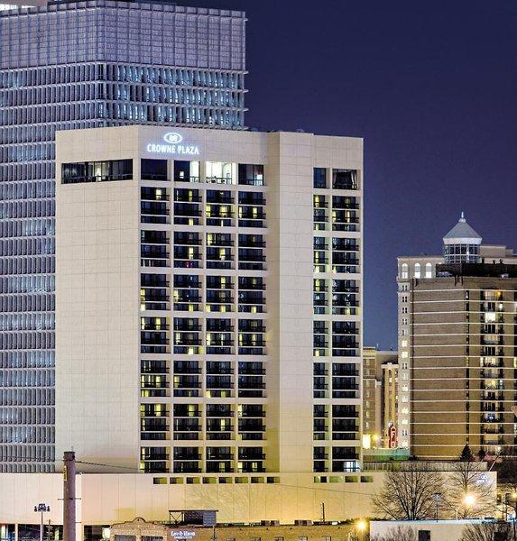 Crowne Plaza Atlanta - Midtown Außenaufnahme
