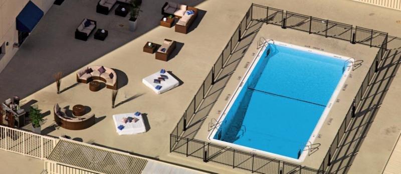 Crowne Plaza Atlanta - Midtown Pool