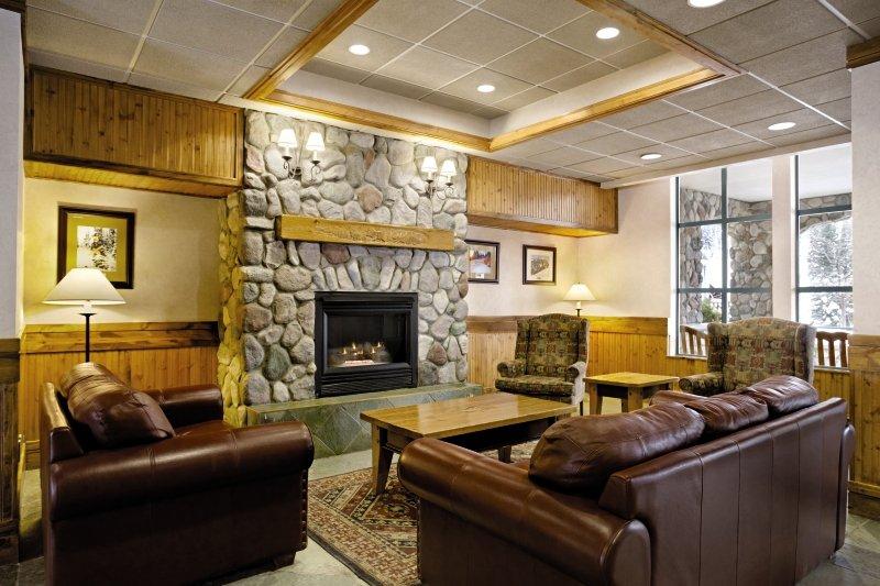 Coast Sundance Lodge Lounge/Empfang