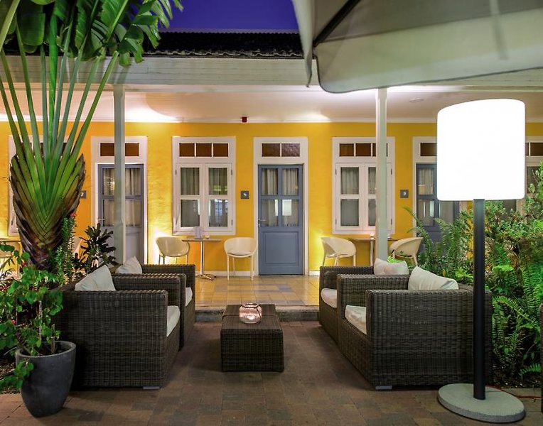 Boutique Hotel ´t Klooster Terrasse