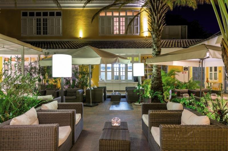 Boutique Hotel ´t Klooster Garten