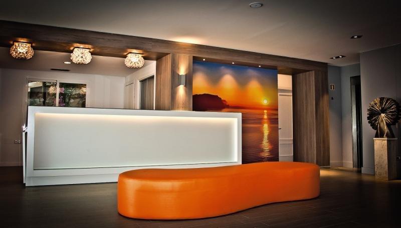 BQ Paguera Boutique Hotel Lounge/Empfang