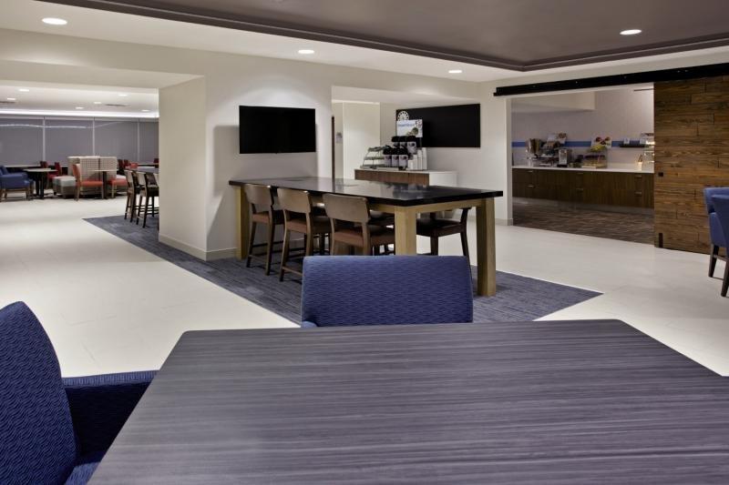 Holiday Inn Express & Suites Austin Downtown - University Restaurant