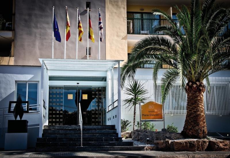 BQ Paguera Boutique Hotel Außenaufnahme
