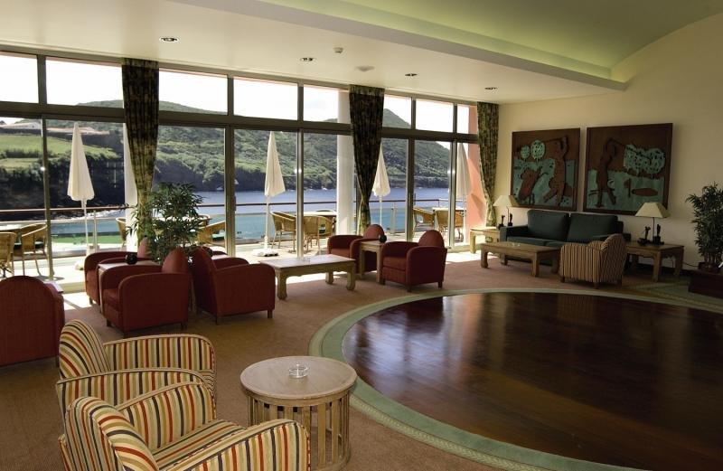 Terceira Mar Lounge/Empfang