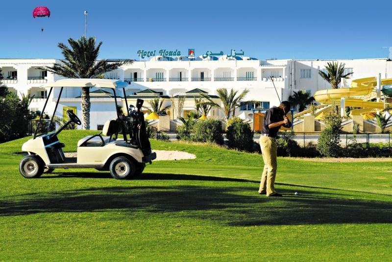 Houda Golf & Beach Club Sport und Freizeit