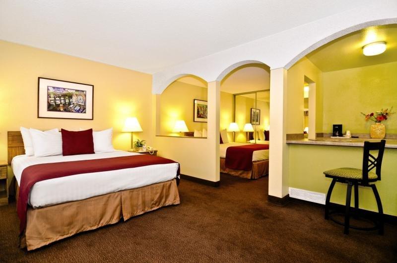 Mardi Gras Hotel & Casino Wohnbeispiel