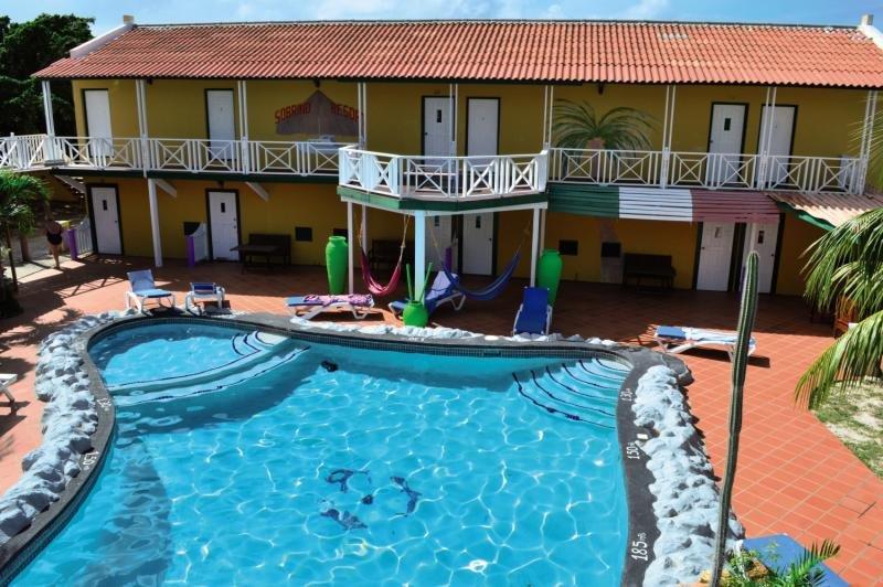 Rancho El Sobrino Pool