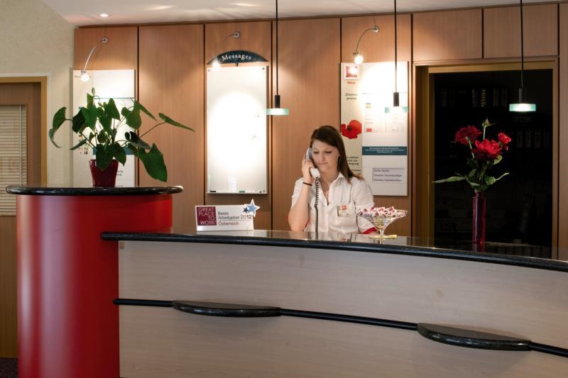 ibis Wien City Lounge/Empfang