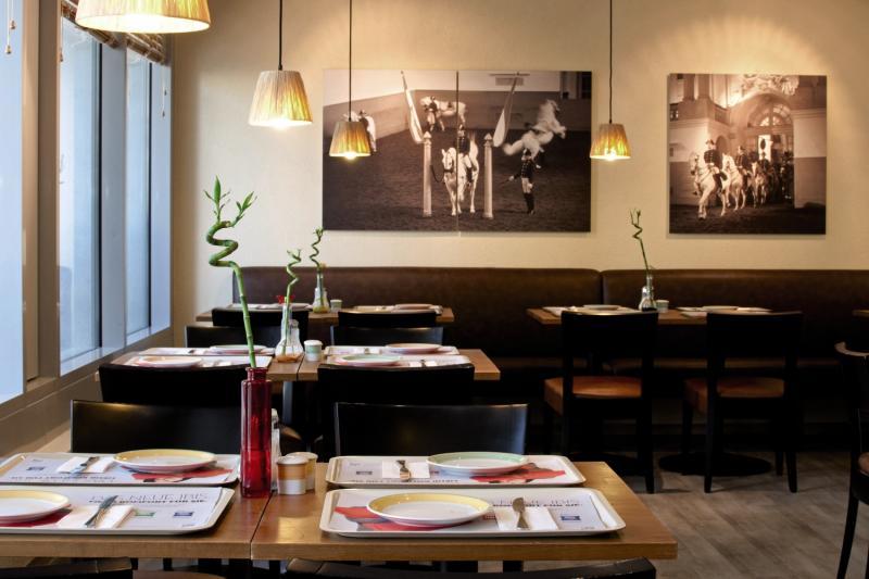 ibis Wien City Restaurant