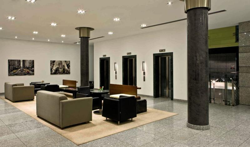 Sofitel Wroclaw Old Town Lounge/Empfang