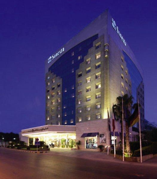 Sonesta Hotel Tower & Casino Cairo Außenaufnahme