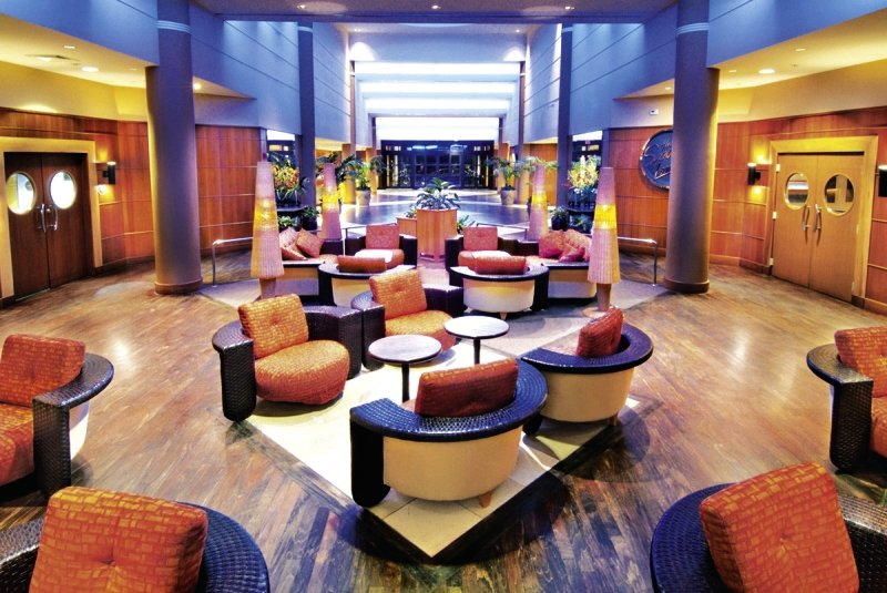 Grand Orlando Resort at Celebration  Lounge/Empfang
