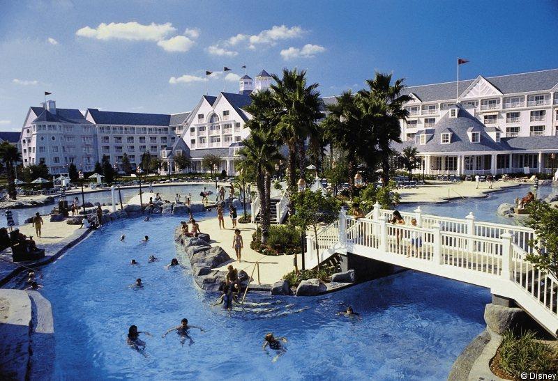 Disney´s Yacht Club Resort Pool