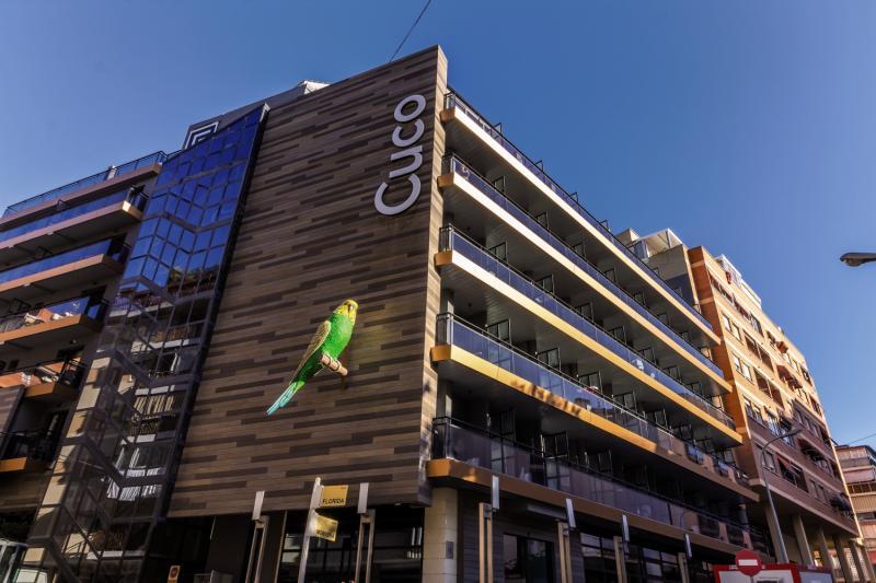 Cuco Hotel  Außenaufnahme