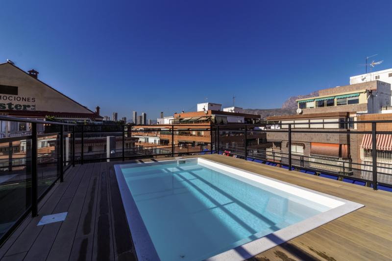 Cuco Hotel  Pool
