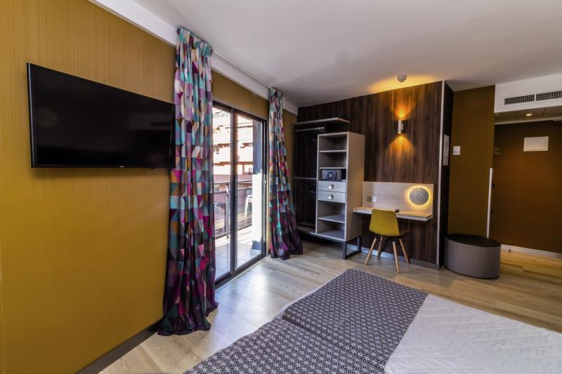 Cuco Hotel  Wohnbeispiel