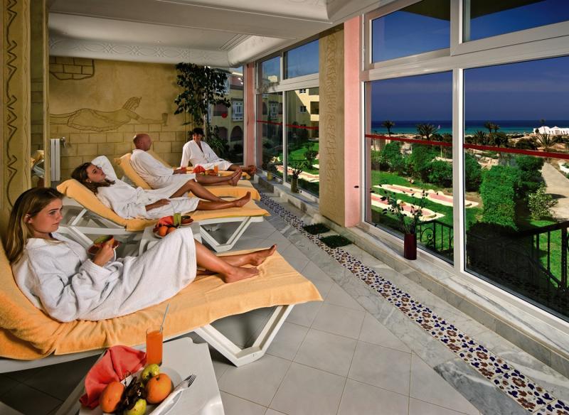 Houda Golf & Beach Club Wellness