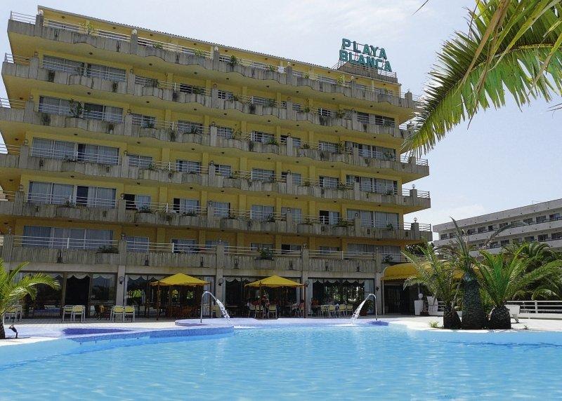 Playa Blanca & Annex Außenaufnahme