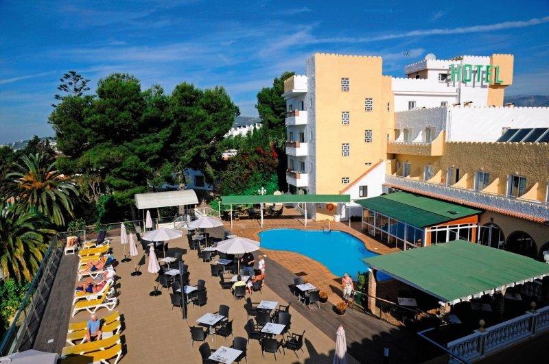 Nerja Club & Spa Außenaufnahme