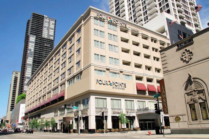AC Hotel Chicago Downtown Außenaufnahme